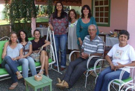 Família Oliveira Castro