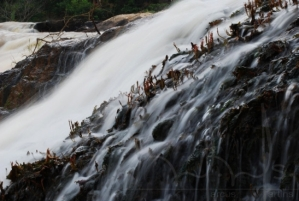 Cachoeira da Fumaça no Rio Novo